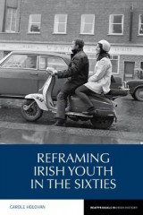 Omslag - Reframing Irish Youth in the Sixties