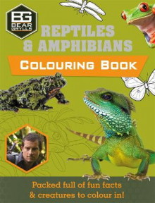 Bear Grylls Colouring Books: Reptiles av Weldon Owen Limited (UK) og Bear Grylls (Heftet)