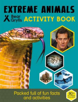 Omslag - Bear Grylls Activity Series: Extreme Animals - Bear Grylls