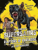 Omslag - Supersaurs 1: Raptors of Paradise