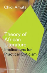Omslag - Theory of African Literature