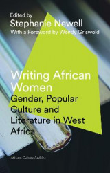Omslag - Writing African Women