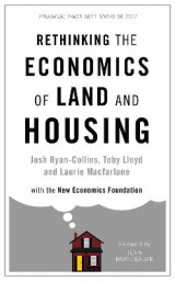 Omslag - The Rethinking the Economics of Land and Housing