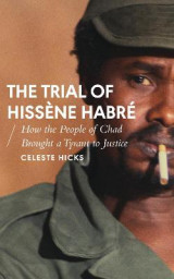 Omslag - The Trial of Hissene Habre