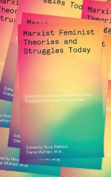 Omslag - Marxist-Feminist Theories and Struggles Today