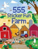 Omslag - 555 Sticker Fun Farm