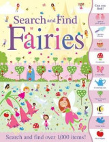 Omslag - Search and Find Fairies