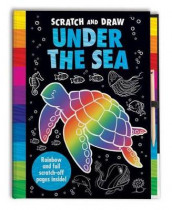Scratch and Draw Under the Sea av Barry Green og Susie Linn (Innbundet)