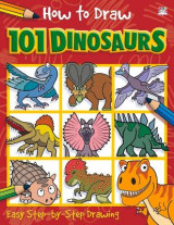 Omslag - How to Draw 101 Dinosaurs