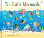 Ten Little Mermaids av Susie Linn (Innbundet)