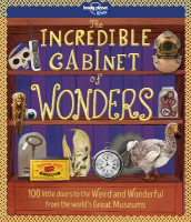 The Incredible Cabinet of Wonders av Lonely Planet (Innbundet)