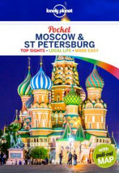 Pocket Moscow & St Petersburg av Leonid Ragozin, Simon Richmond, Regis St. Louis og Mara Vorhees (Heftet)