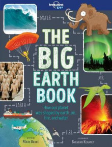 The Big Earth Book av Lonely Planet (Innbundet)
