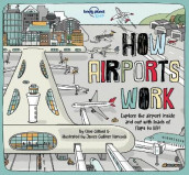How Airports Work av Clive Gifford og Lonely Planet Kids (Innbundet)