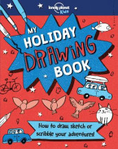 My Holiday Drawing Book av Gillian Johnson og Lonely Planet Kids (Innbundet)