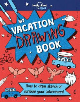 Omslag - My Vacation Drawing Book