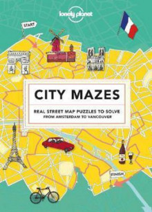 City Mazes av Lonely Planet (Innbundet)
