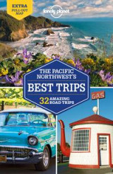 Omslag - Pacific Northwest's best trips