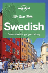 Omslag - Lonely Planet Fast Talk Swedish