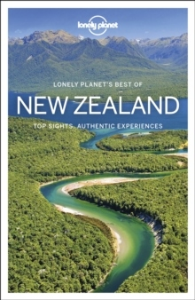 Lonely Planet Best of New Zealand av Lonely Planet, Tasmin Waby, Brett Atkinson, Andrew Bain, Peter Dragicevich, Monique Perrin og Charles Rawlings-Way (Heftet)