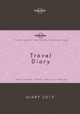 Omslag - Lonely Planet's Travel Diary 2019