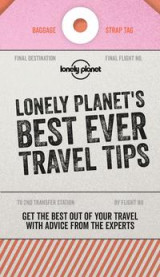 Omslag - Lonely Planet's best ever travel tips