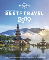 Omslag - Lonely Planet's best in travel 2019
