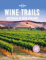 Omslag - Wine trails Australia & New Zealand