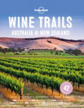 Wine trails Australia & New Zealand (Innbundet)