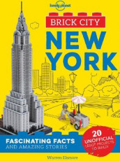 Brick City: New York av Lonely Planet Kids (Innbundet)