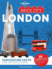 Brick City; London av Lonely Planet Kids (Innbundet)