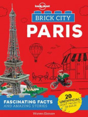 Brick City: Paris av Lonely Planet Kids (Innbundet)