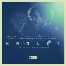 Hamlet av William Shakespeare (Lydbok-CD)