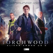 Torchwood - Aliens Among Us av Christopher Cooper, Tim Foley, Janine Jones og Mac Rogers (Lydbok-CD)