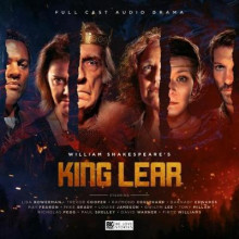 King Lear av William Shakespeare (Lydbok-CD)