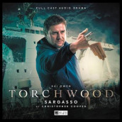Torchwood #28 Sargasso av Christopher Cooper (Lydbok-CD)