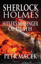 Omslag - Sherlock Holmes and Hitler's Messenger of Death