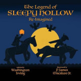 Omslag - The Legend of Sleepy Hollow - Re-Imagined
