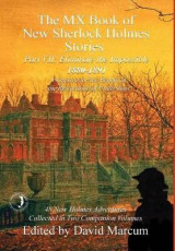 Omslag - The MX Book of New Sherlock Holmes Stories - Part VII