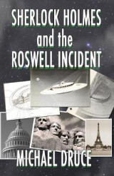 Omslag - Sherlock Holmes and the Roswell Incident