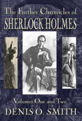 Omslag - The Further Chronicles of Sherlock Holmes - Volumes 1 and 2