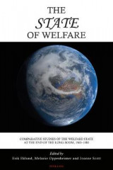 Omslag - The State of Welfare