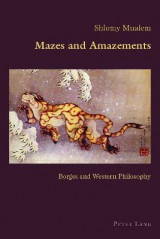 Omslag - Mazes and Amazements