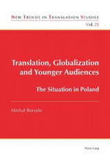 Omslag - Translation, Globalization and Younger Audiences