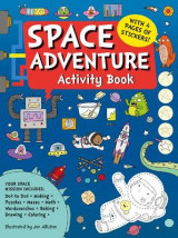 Omslag - Space Adventure Activity Book