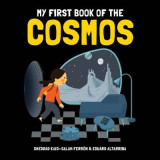 Omslag - My First Book of the Cosmos