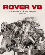 Omslag - Rover V8 - The Story of the Engine