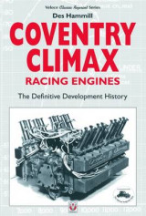 Omslag - Coventry Climax Racing Engines