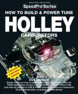 Omslag - How to Build & Power Tune Holley Carburetors
