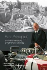 Omslag - First Principles: The Official Biography of Keith Duckworth